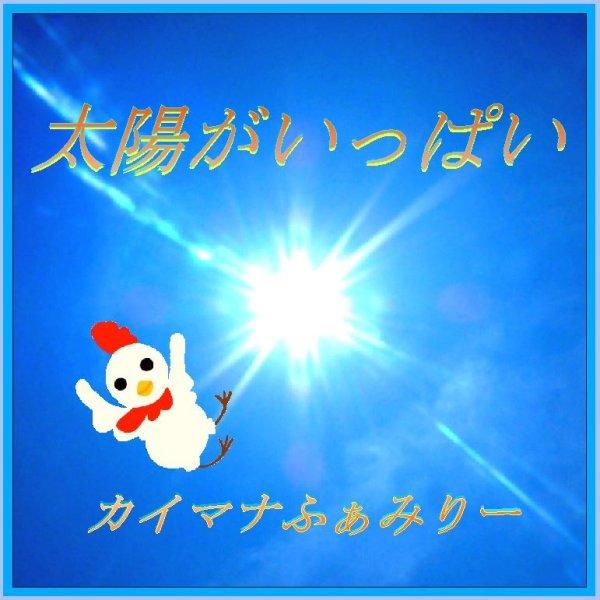 画像1: 《応援タイプ》「太陽がいっぱい」CD-R
