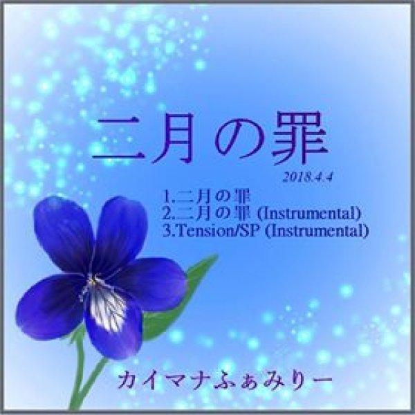 画像1: 《応援タイプ》 ✩新曲✩「二月の罪」CD-R